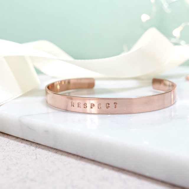 Rose Gold Filled Classic Bangle