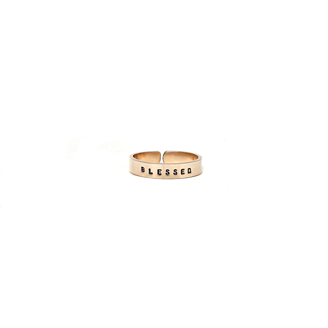 Gold Filled Classic Ring