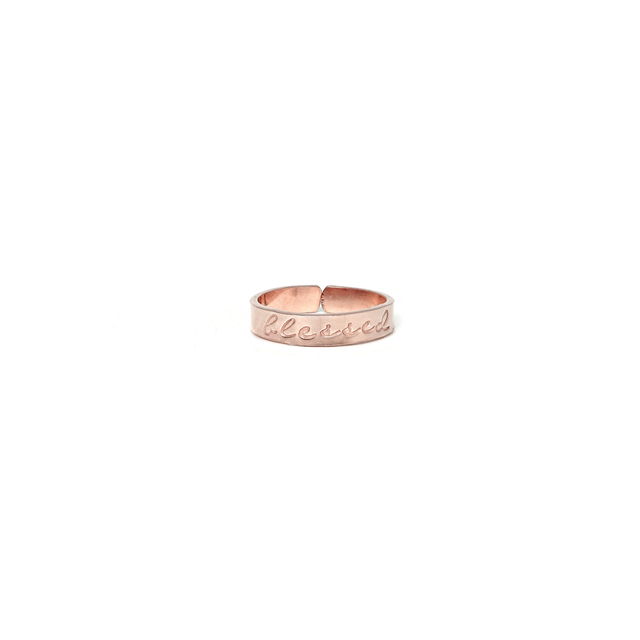 Rose Gold Filled Classic Ring