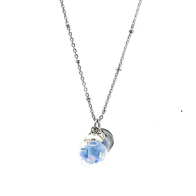 Freda Enchanted Necklace (Blue)